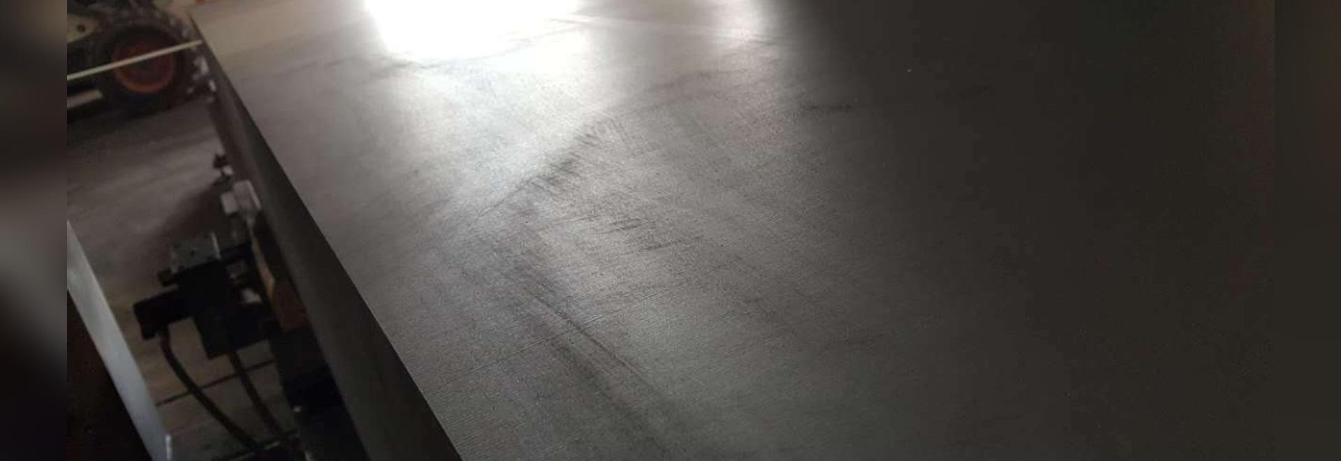 Solution efficace plus coûtée pour la coupe de graphite