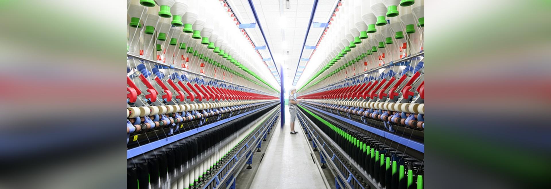 Solutions pour l'industrie textile