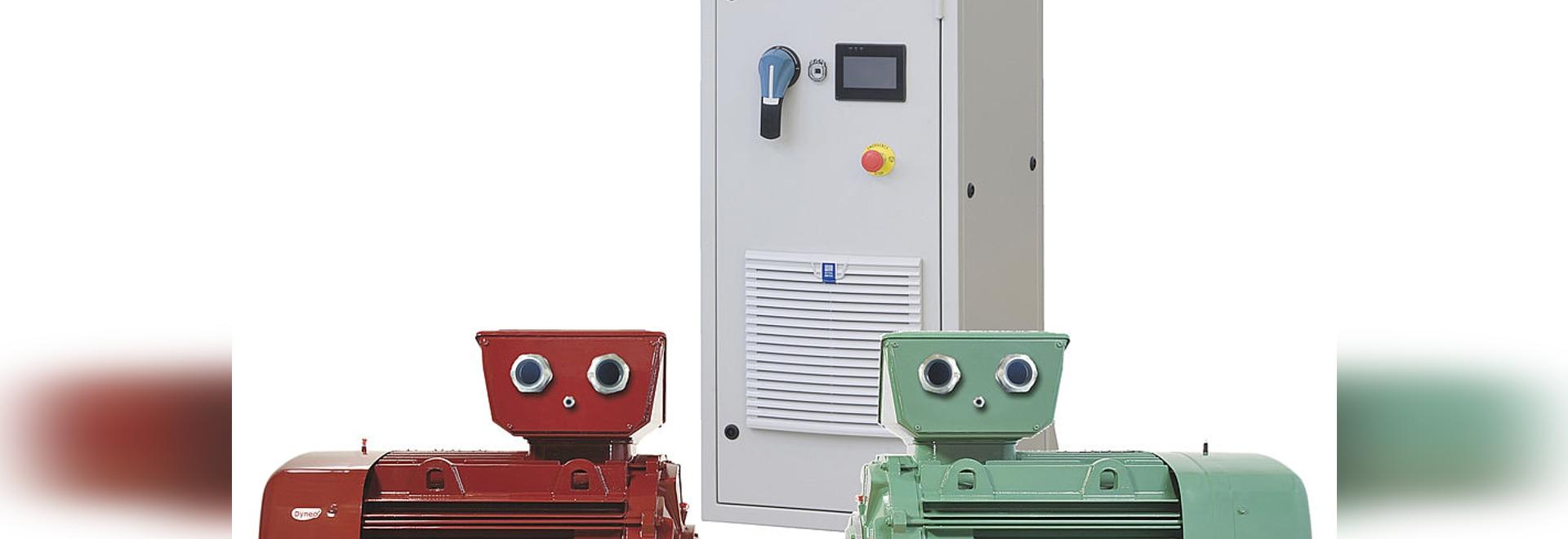 Solutions motovariateurs Dyneo®
