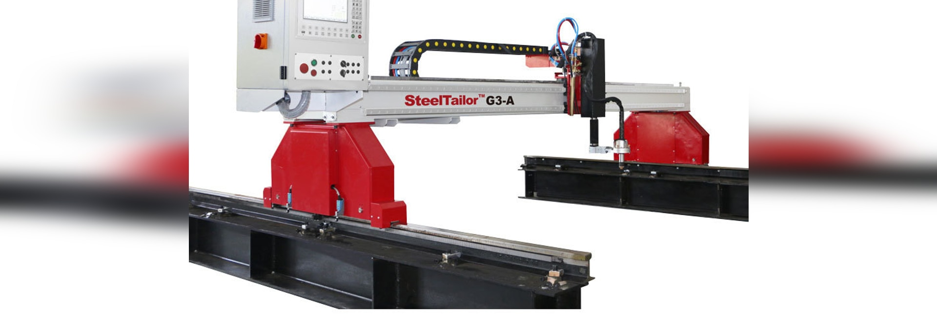 SteelTailor G3 gantry CNC cutting machine