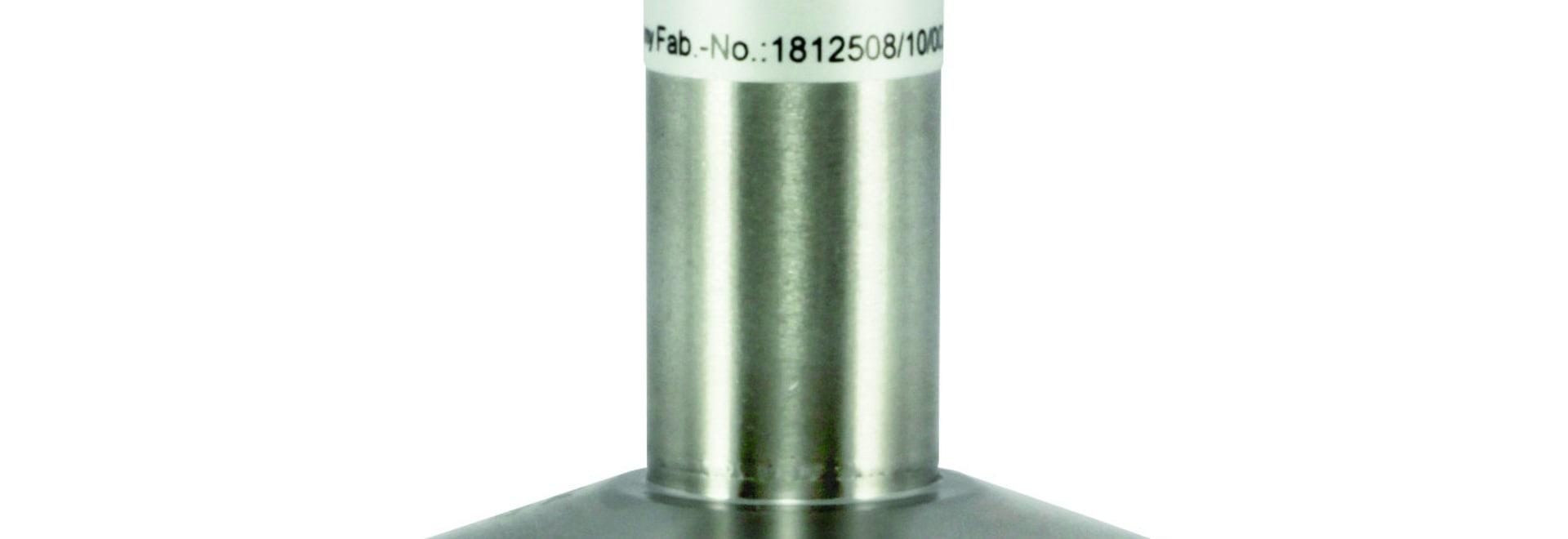 Thermomètre à résistance en technologie d'E/S-lien, type série GA2700, réponse rapide, conception hygiénique