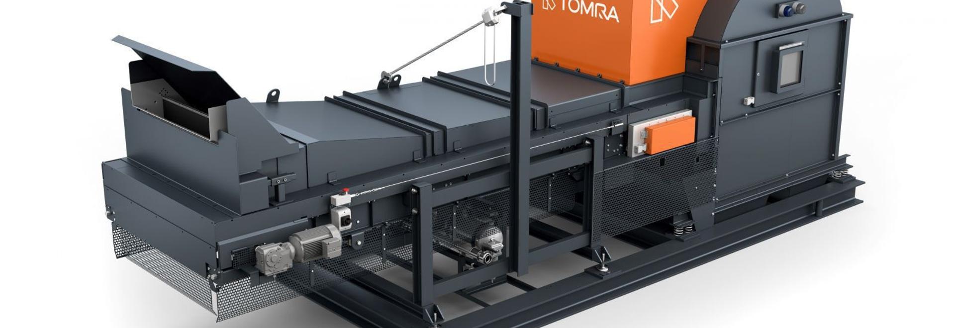 TOMRA augmente X-TRACT avec des canaux de Multi-densité pour améliorer la pureté de Recyclate