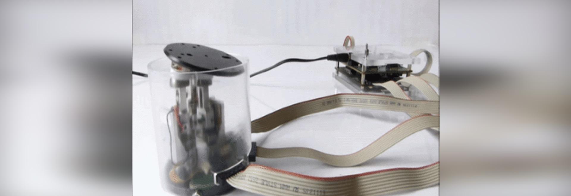 TrAC : Un déclencheur piézo-électrique pour l'espace extra-atmosphérique et les robots micro