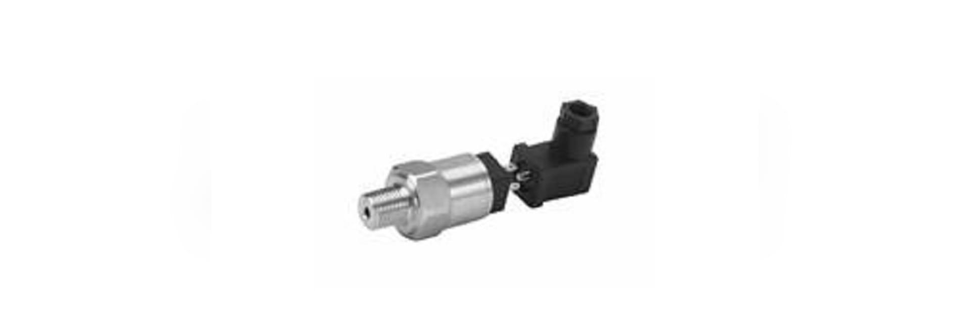 Les transducteurs de pression sont compacts et rentables