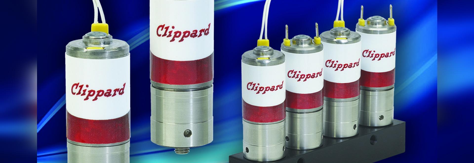 Valves proportionnelles du DVP de Clippard