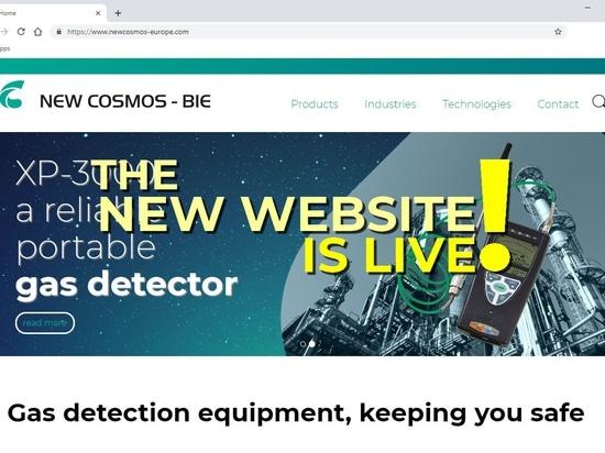Le nouveau site est en ligne !