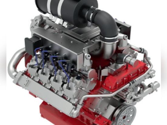 NOUVEAU : moteur à gaz par DEUTZ