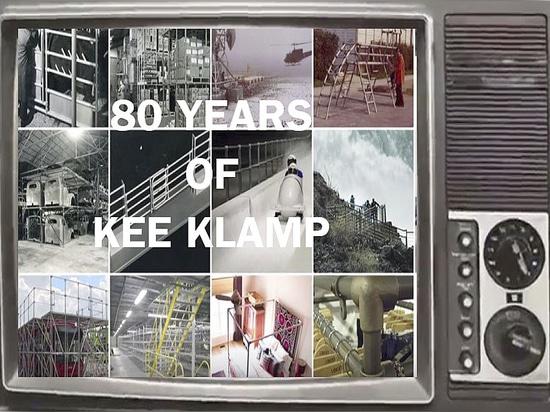 80 ans de Kee Klamp