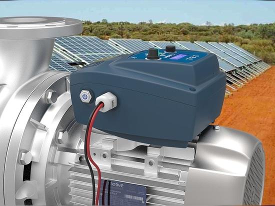 variateur AC asynchrone / photovoltaïque NEO-SOLAR