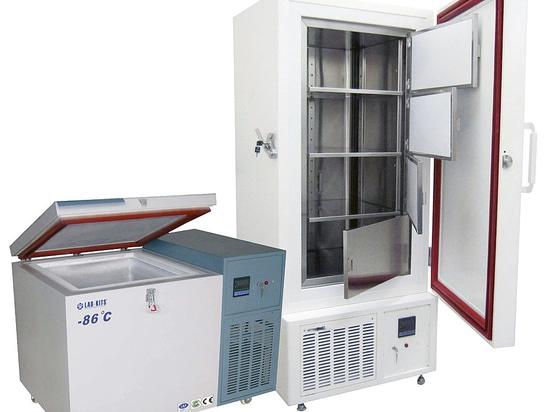 congélateur de laboratoire/ultra-bas-température -86ºC