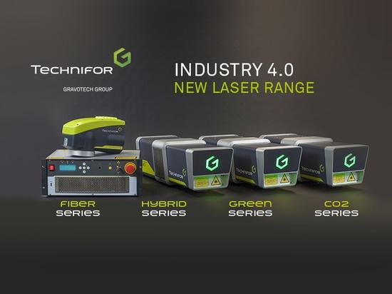 Industrie 4.0 : Gravotech présente sa nouvelle gamme « Solution laser » de marquage et de traçabilité