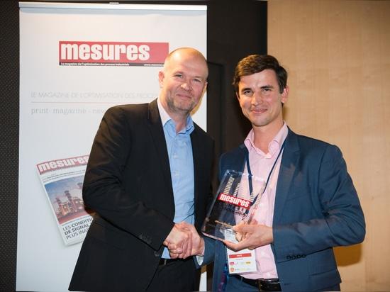 Energy Savings Advisor, l'application mobile de Leroy-Somer, reconnue parmi les meilleures innovations technologiques de l'année par la revue Mesures.