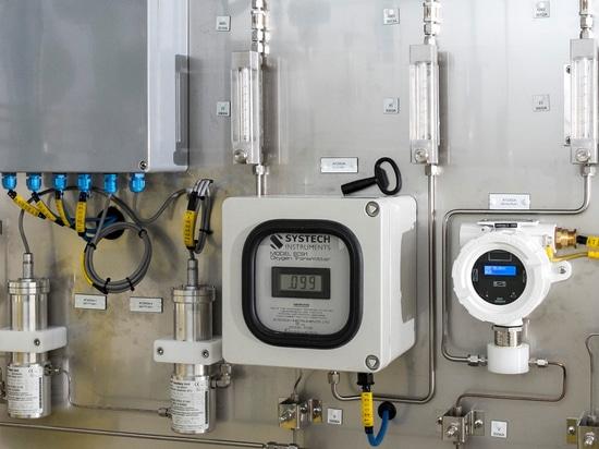 Surveillance du contenu d'oxygène dans l'approvisionnement de bio-méthane-à-grille