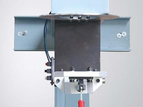 Machine de équilibrage de lumière de fan de plafond