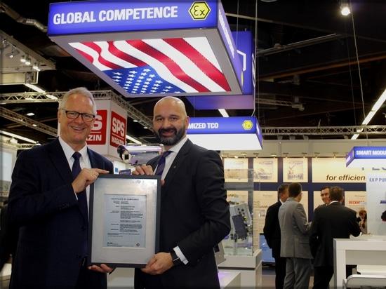 R. STAHL a reconnu comme la «UL a certifié le magasin de panneau» pour les panneaux dangereux de secteur