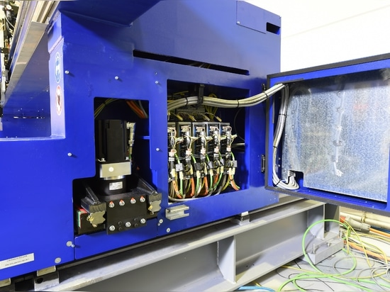 Système d'entraînement de servo de Kollmorgen Zinser 4125