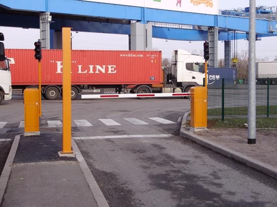 Gestion du trafic logistique