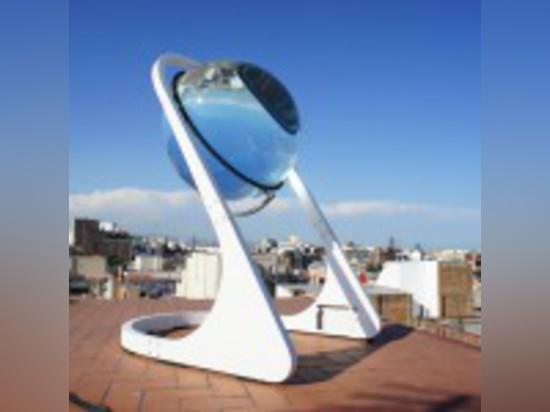 L'ARCHITECTE ENVISAGE UNE ÉNERGIE SOLAIRE PLUS EFFICACE
