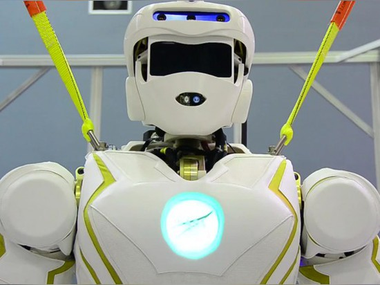 LA NASA ? ROBOT DE HUMANOID DE S VALKYRIE