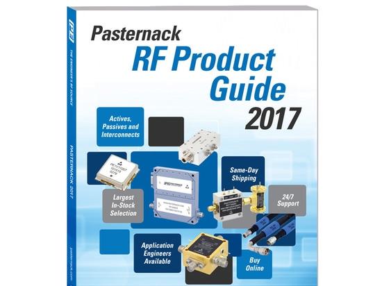 Pasternack rf, micro-onde et onde des composants et relie ensemble le catalogue 2017