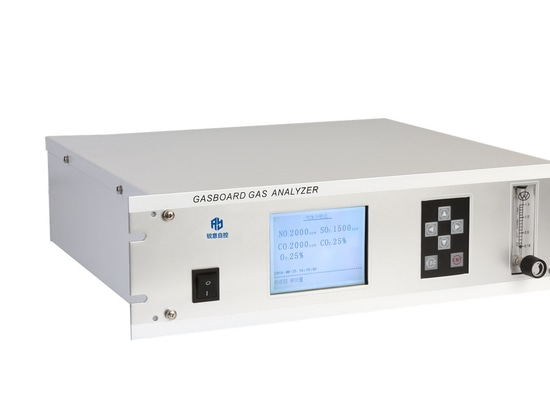 Analyseur-Gasboard infrarouge en ligne de fumée 3000 plus