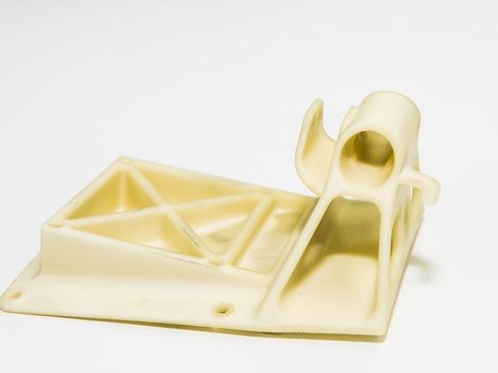 Perfectionnez pour le moulage : Les modèles de 3D-printed PMMA ont été infiltrés avec de la cire.