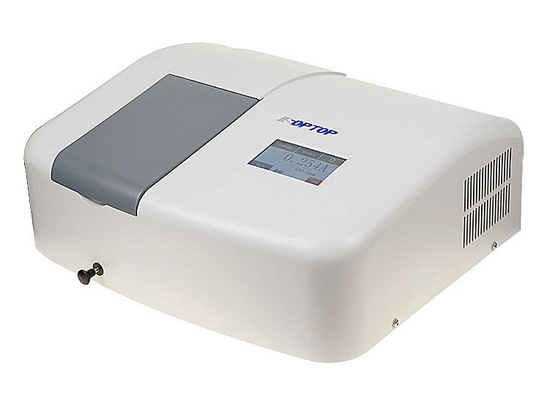 Spectrophotomètre UV2200 d'UV-Force d'écran tactile de SOPTOP