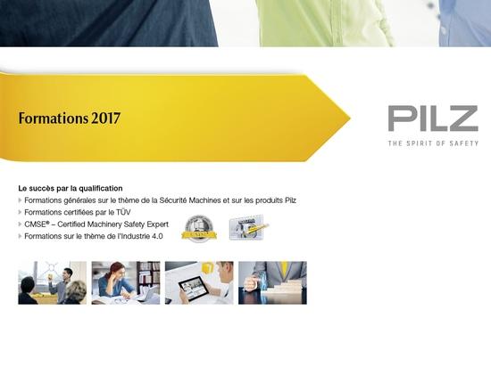 Formations pratiques Pilz 2017