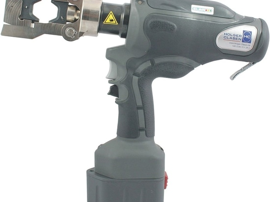 Outil à sertir hydraulique à piles de PressMax® 6