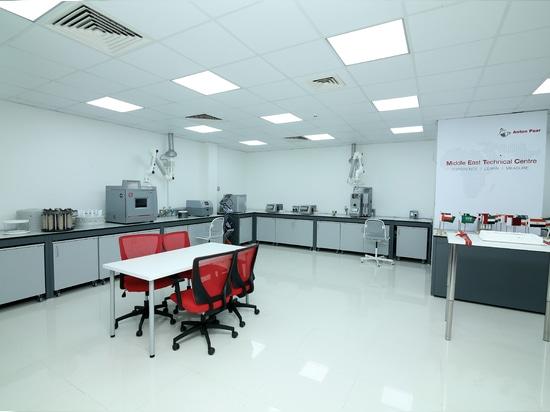 Anton Paar lance le Centre technique à Dubaï