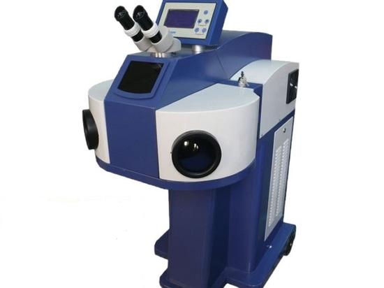 Machine de soudure de tache laser de bijoux