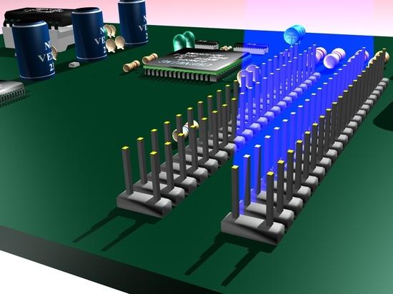 Vérification de Pin Alignment dans la production de l'électronique