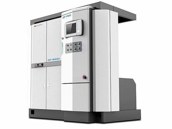 Moniteur ultrasonique intégré de dimension particulaire de DF-PSM