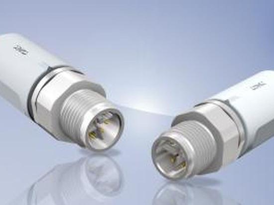 Les connecteurs de CONEC M12x1 x-codés, overmoulded