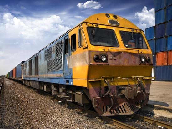 Multiplicateurs de couple d'Alkitronic en cargaison canadienne de rail