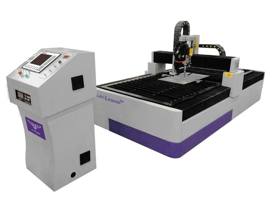 Yeah!Legend Plus-E Economical Table CNC plasma cutting and drilling machine!