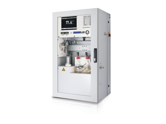 Analyseur de COT pour l'effluent de l'usine