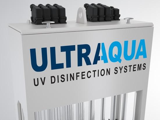 Série UV de système d'ULTRAAQUA approuvée par l'institut vétérinaire norvégien