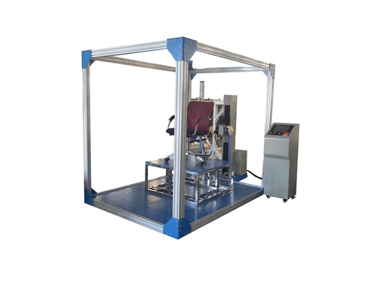Machine d'essai de résistance de la structure de chaise