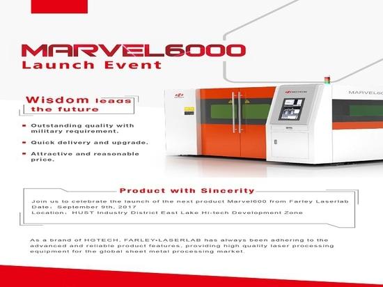 Événement du lancement MARVEL6000