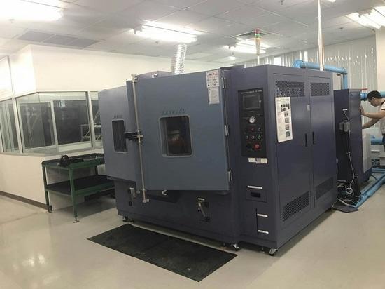 Les ingénieurs de SANWOOD sont allés à Tailand pour l'installation de machine