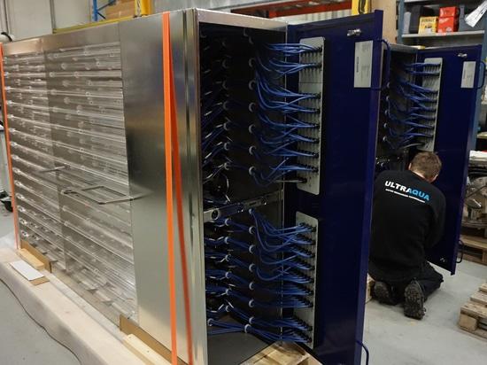 Système de la Manche de MR100-350SS