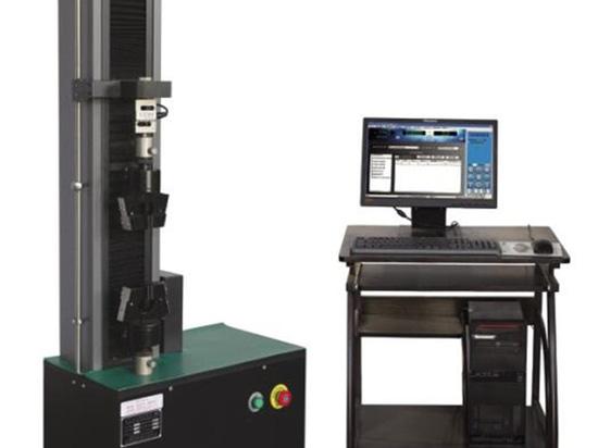 Machine d'essai de tension électronique de colonne simple