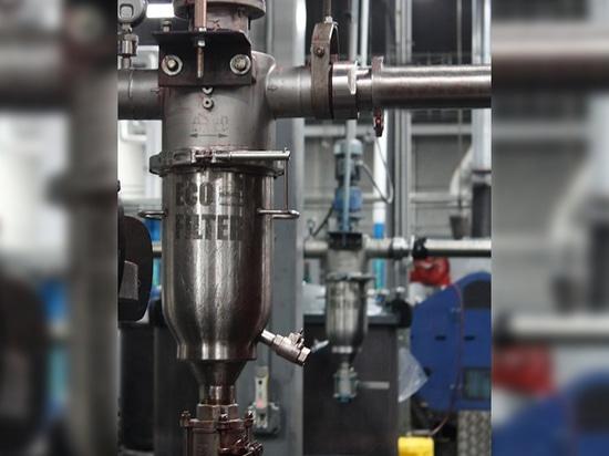 Tamis industriel automatique