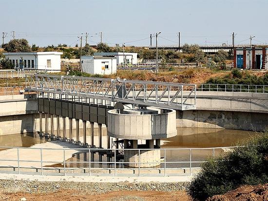 Un site moderne de traitement des eaux usées en Roumanie