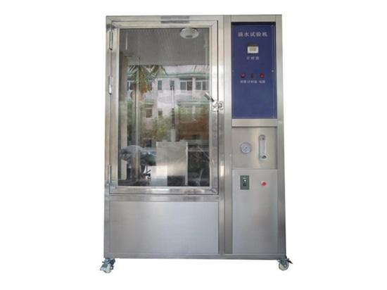 Chambre de essai d'égouttement de l'eau (CATÉGORIE d'IP : IPX1, IPX2)