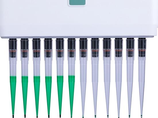INTEGRA accentue des avantages de basses astuces de pipette de conservation