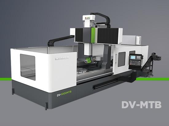 Augmentez votre rentabilité avec LYMCO DV-MTB fortement adapté aux besoins du client