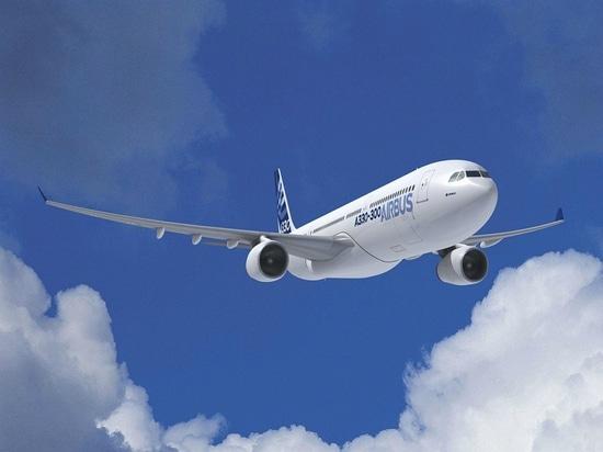 Courtoisie d'Airbus