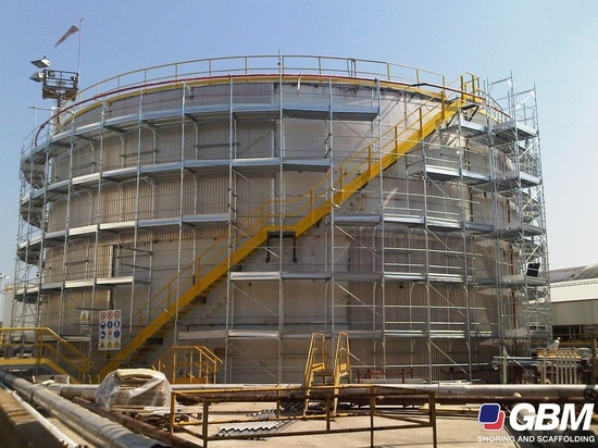 Ensemble industriel de Ras Laffan Liquefied Natural Gas
